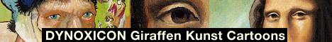 Kunst Cartoons: die berühmtesten Giraffen der Kunstgeschichte. Über 120 Cartoons des Berliner Künstlers Martin Mißfeldt.