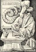 Cartoon: Erasmus von Rotterdam